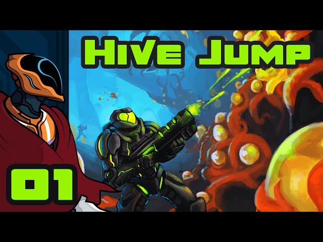 Руководство запуска: Hive Jump по сети