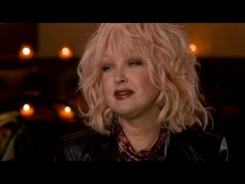 Cyndi Lauper, The Working Mom