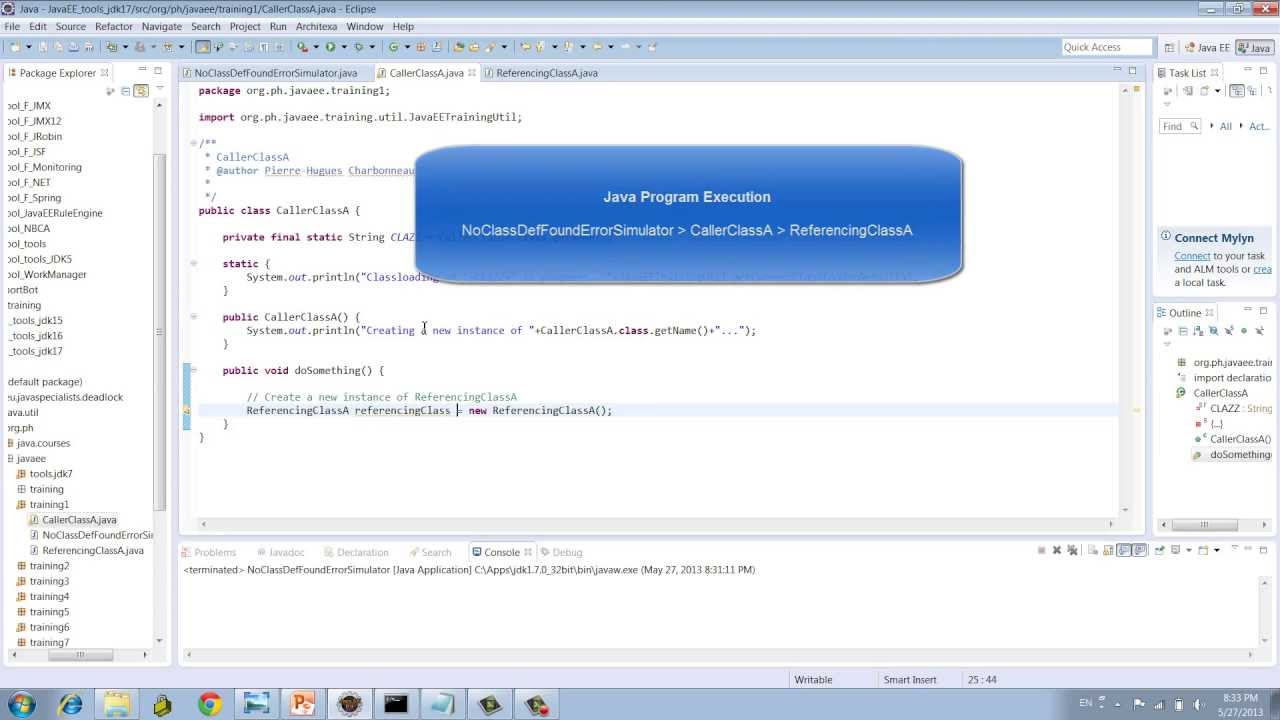 Caused By Java Lang Classnotfoundexception Org Apache