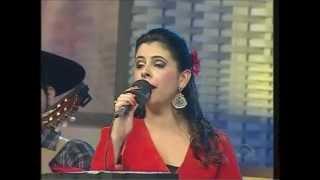 Shana Muller Canta com Cesar Oliveira e Rogério Melo no Galpão Crioulo