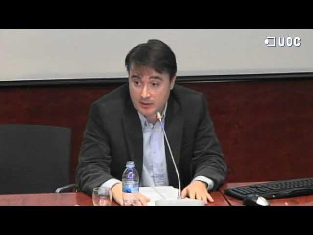 """Javier Muñoz_""""La prestación de servicios legales online"""""""