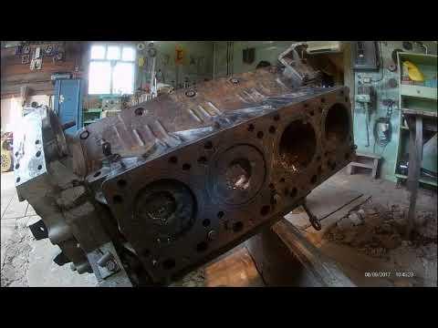 Сборка двигателя камаз своими руками 35