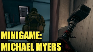 Michael Myers #3 - Rainbow Six Siege (Subscriber Minigame)