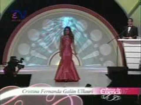 Reina de Cuenca 2007 (Part 6)