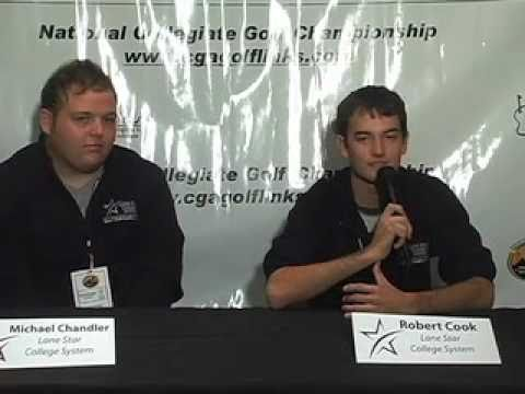 2010 NCGC Interview - Lone Star College System