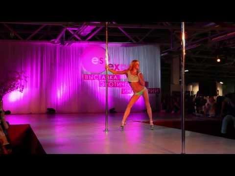 Exotic And Pole Dance Show 2013 - Olga Koda video