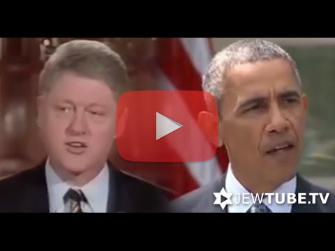 Bill Clinton's VS Barack Obama's Nuclear Agreement Speech Similarities Warns US of The Future