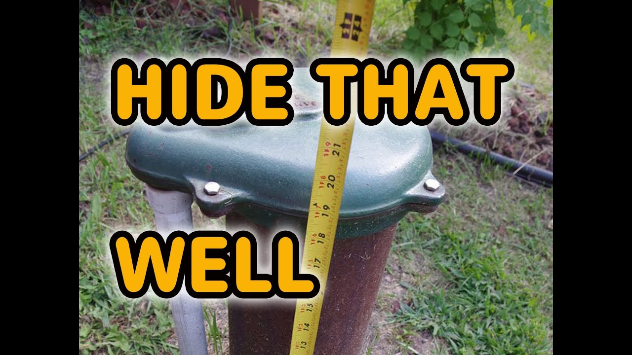 Easy Water Well Cover Ideas How To Use Decorative Well