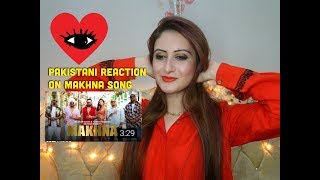 Yo Yo Honey Singh Makhna Pakistani Reaction