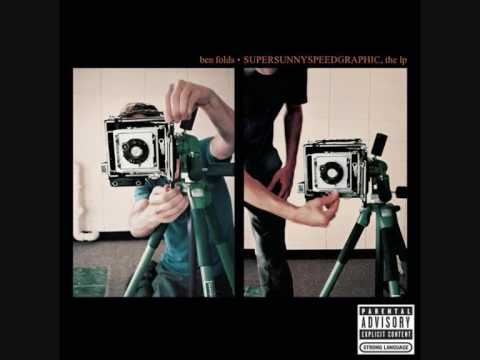 Ben Folds - Learn To Live With What You Are