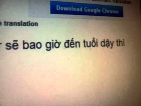 Justin Bieber Google Translate Tricks Music Videos