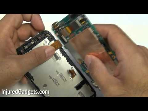 HTC Rezound 4G (Verizon) Touch Screen Glass Digitizer & LCD Display Repair Replacement Guide