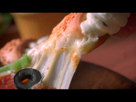 Pizza Hut's Cone Crust Pizza