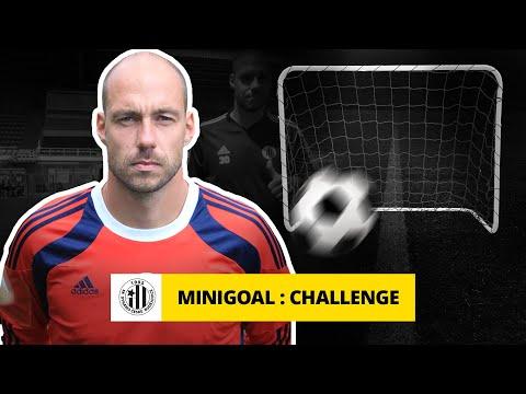 MiniGoal Challenge: Zdeněk Křížek