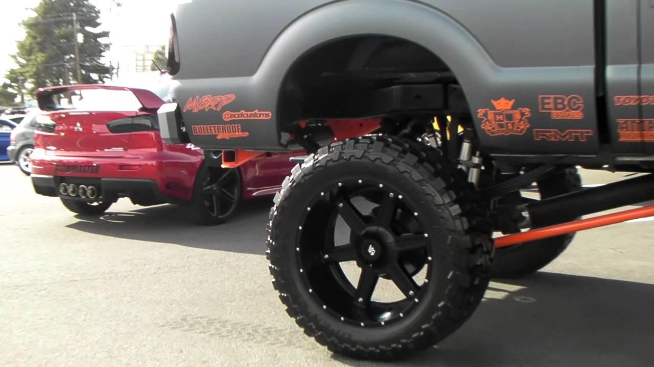 DUBSandTIRES.com 24'' LRG 101 24x12 Black Wheels 2013 Ford ...
