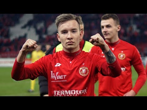 Widzew Łódź - Legia II Warszawa 3:2 (skrót)