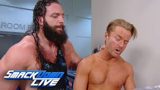 Drake Maverick hunts down the 24/7 Title: SmackDown LIVE, Aug. 20, 2019