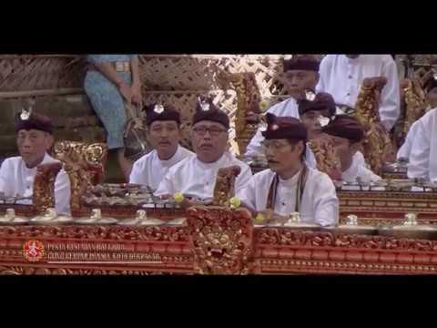 Tabuh Pat Semarandana - Sekaa Gong Wredha Sancayate