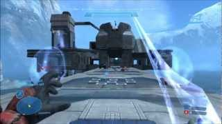 Halo Reach Map of the Week #48 - Castle Wars