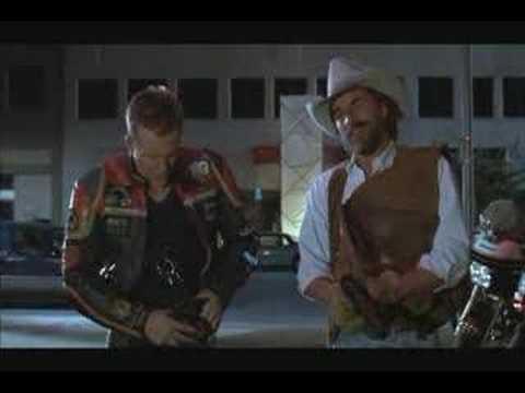 Harley Davidson & The Marlboro Man Clip