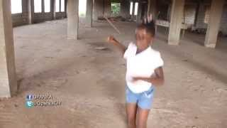 *4yrs Girl* Dance Alkayida / Azonto