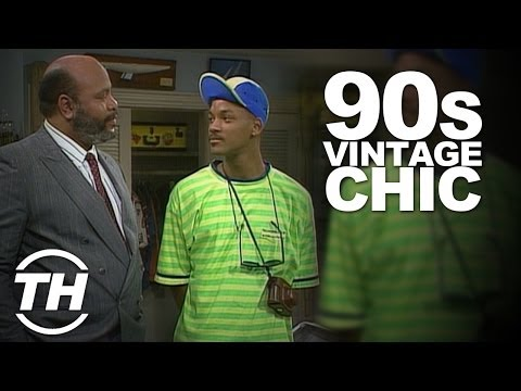 Relive The Past With These Top 90s Vintage Trends