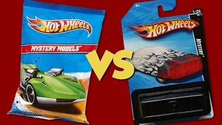 Hot Wheels Old & New Mystery Models