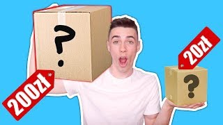 MYSTERY BOX ZA 200ZŁ VS 20ZŁ!