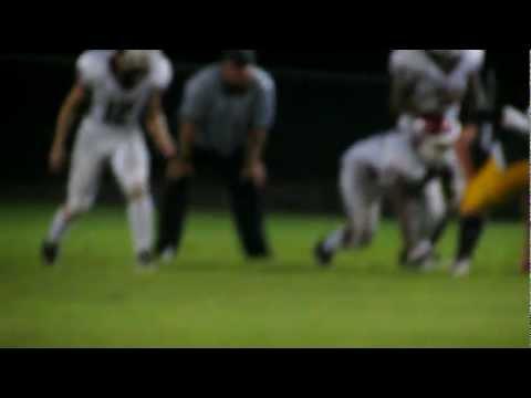 299.MOV #31 Devonte Morrow LB Jr. Maplesville High School
