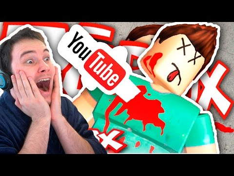 ЮТУБЕРЫ УБИЙЦЫ!   Become a YouTuber! (ROBLOX)