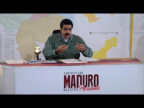 Maduro passa controlo dos principais portos da Venezuela aos militares