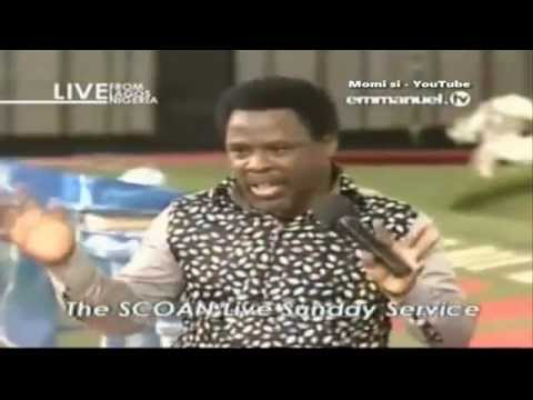 Scoan 20 April 2014: Prophecy: Terrorism Attack In France And Kenya By Prophet Tb Joshua video