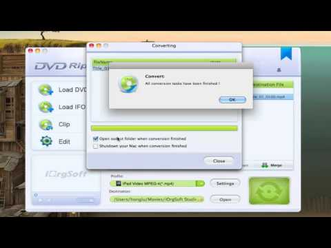 DVD to AVI is a powerful DVD ripping software application to rip and conver