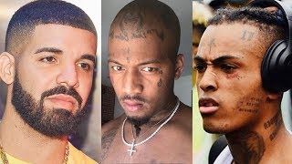 Xxxtentacion Friend Tank Head Goes Off On Drake For Dissing X In Sicko Mode Audio
