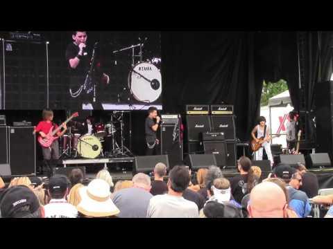KRUSH's Communication Breakdown at South Florida's 80'sRock Fest