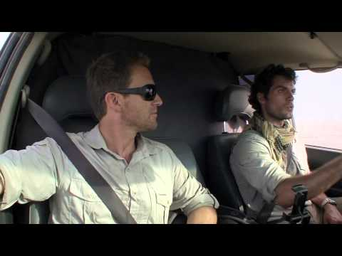 Henry Cavill in Driven to Extremes Trailer - Discovery Channel