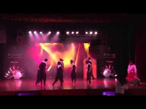 Janki Devi Public School- - Westen free style group dance category