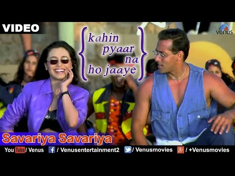 Savariya Savariya (kahin Pyaar Na Ho Jaaye) video