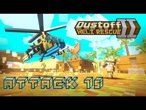 DUSTOFF HELI RESCUE 2 GAMEPLAY WALKTHROUGH | XBOX ONE | PART 15