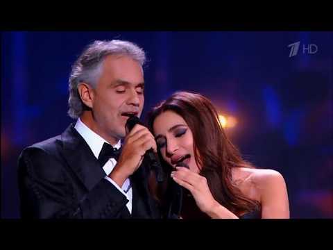 Зара и Андреа Бочелли – Молитва \ Zara and Andrea Bocelli - Molitva