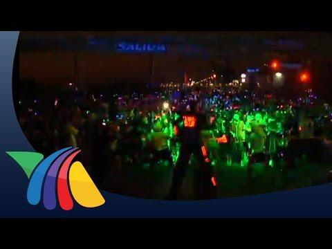 Concierto con carrera de neón | Noticias de Aguascalientes