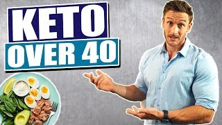 Keto Over 40: How to Diet Differently