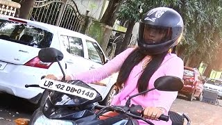 Thapki Pyaar Ki 14th September 2016 Thapki Rides BIKE - On Location