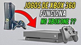 COMO REAPROVEITAR TODOS SEUS JOGOS DE XBOX 360 PARA JOGAR NO XBOX ONE !!!!