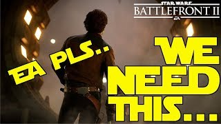 Star Wars Battlefront 2 | EA's MOST IMPORTANT Announcement EA Play E3 2018 | NOT Season 3 Clone Wars