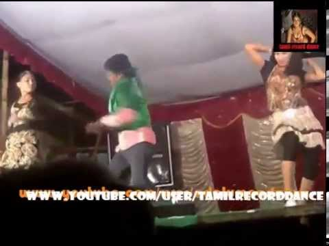 Hot Tamil Village  Girls New  Hot Record Dance video