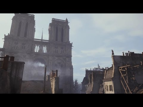 Assassins Creed Unity《刺客教條:大革命》Sneak Peek...