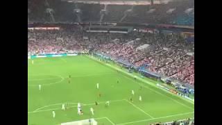 CROATIA VS ENGLAND 2-1 GOAL MANDZUKIC