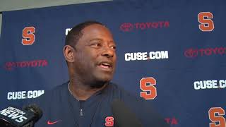Dino Babers Press Conference - Bowl Prep Day 1