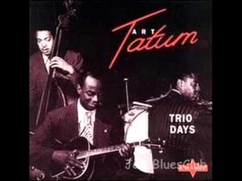 Art Tatum Trio plays